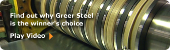 cold rolled strip steel - about Greer Steel